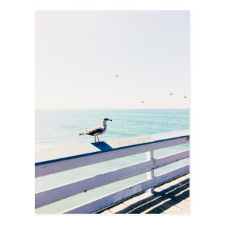 南カリフォルニア郵便はがき- San Clemente桟橋 ポストカード