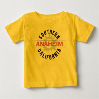 南カリフォルニア-アナハイム ベビーTシャツ