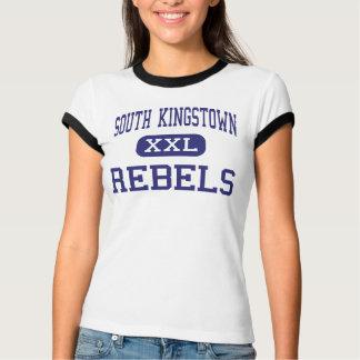 南キングスタウン-反逆者-高Wakefield Tシャツ