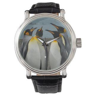 南ジョージア。 聖者アンドリュース。 キングペンギン8 腕時計