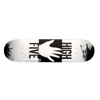 南ビュートの高い5板 21.6CM オールドスクールスケートボードデッキ