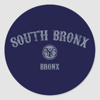 南ブロンクス ラウンドシール