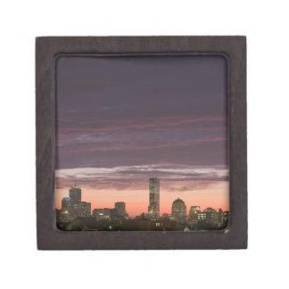 南ボストンから西に日没を見ること ギフトボックス
