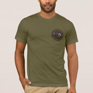 南メリーランドの金属探知器 Tシャツ