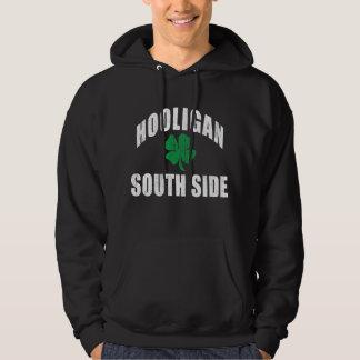 南側のシカゴの不良のTシャツ パーカ