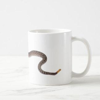 南太平洋のガラガラヘビ コーヒーマグカップ
