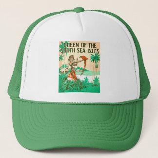 南太平洋の女王の帽子 キャップ
