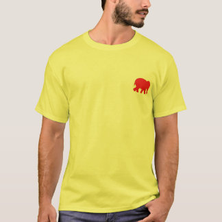 南平静象のティー Tシャツ