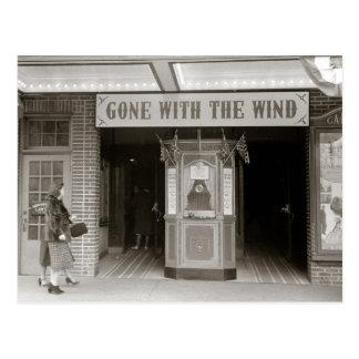 南映画館1940年 ポストカード