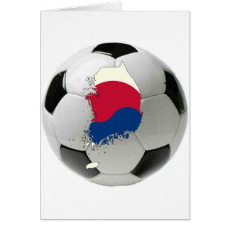 南朝鮮の全国代表チーム カード