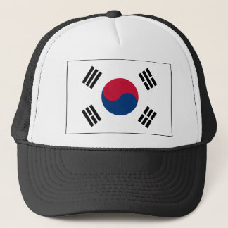 南朝鮮の帽子の旗 キャップ