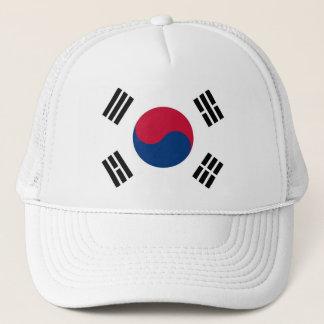 南朝鮮の旗が付いている帽子 キャップ
