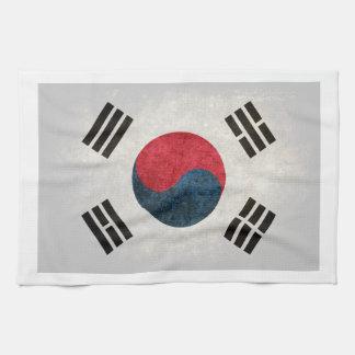 南朝鮮の旗; キッチンタオル