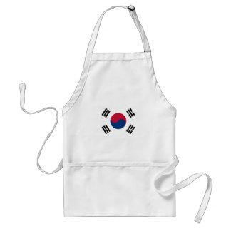 南朝鮮の旗 スタンダードエプロン