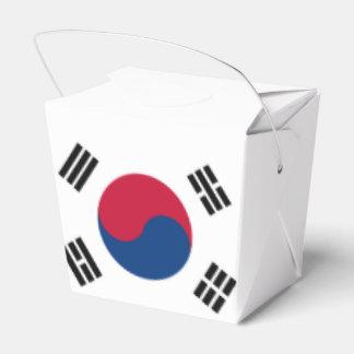 南朝鮮の旗 フェイバーボックス