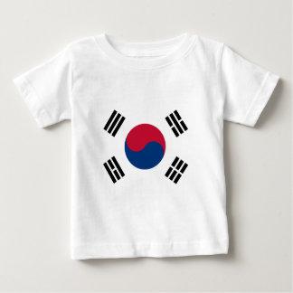 南朝鮮の旗 ベビーTシャツ