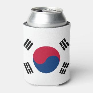 南朝鮮の旗 缶クーラー