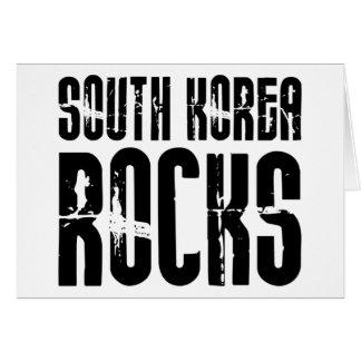 南朝鮮の石 カード