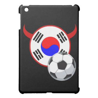 南朝鮮の赤い悪魔のサッカーの小型iPadの場合 iPad Mini Case