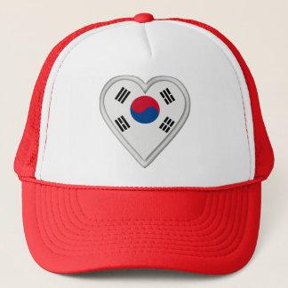 南朝鮮韓国人の旗 キャップ