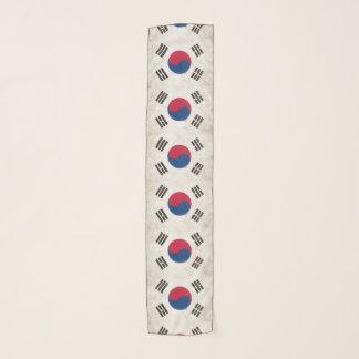 南朝鮮 スカーフ