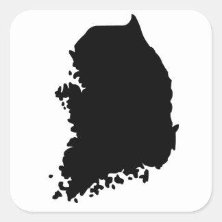 南朝鮮 スクエアシール