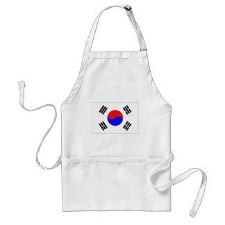 南朝鮮 スタンダードエプロン