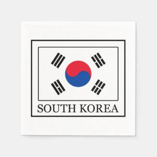 南朝鮮 スタンダードカクテルナプキン