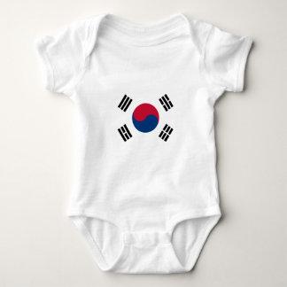 南朝鮮 ベビーボディスーツ