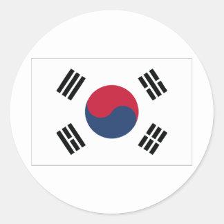 南朝鮮 ラウンドシール