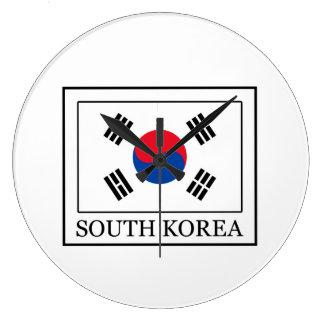 南朝鮮 ラージ壁時計