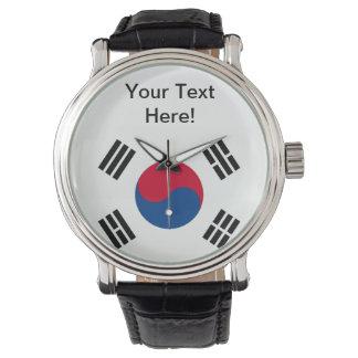 南朝鮮 腕時計