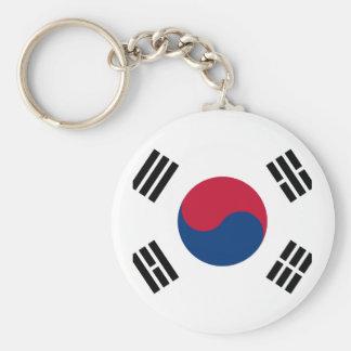 南朝鮮-태극기-の旗대한민국의국기 キーホルダー