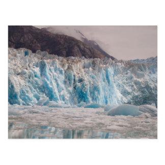 南木びきの氷河 ポストカード