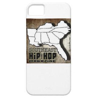 南東のヒップホップの雑誌のiPhone 5/5Sの場合 iPhone SE/5/5s ケース