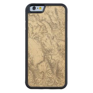 南東アイダホ CarvedメープルiPhone 6バンパーケース