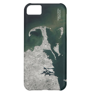 南東ニューイングランド衛星眺め iPhone5Cケース