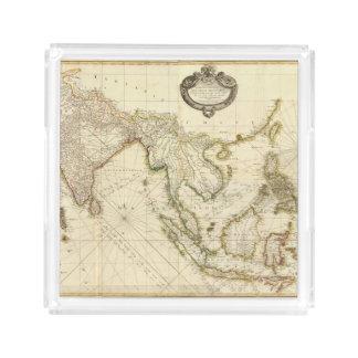 南東。 インド アクリルトレー
