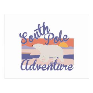 南極の冒険 ポストカード