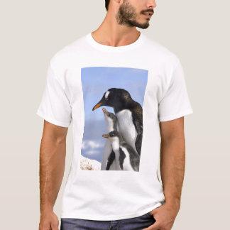 南極半島、Neko港、Gentoo Tシャツ