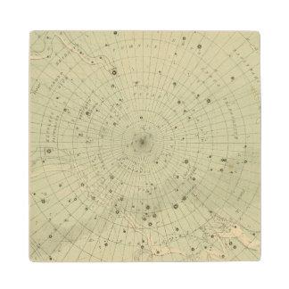 南極圏の星図 ウッドコースター