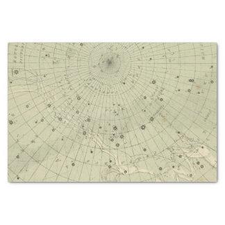 南極圏の星図 薄葉紙