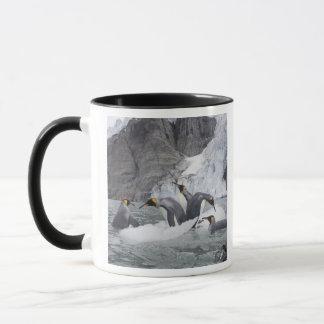 南極大陸のジョージアの南島(イギリス)、王14 マグカップ