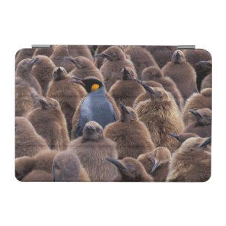 南極大陸のジョージアの南島、キングペンギン iPad MINIカバー