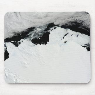 南極大陸のメリー女王の海岸 マウスパッド