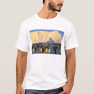 南極大陸の南極半島、Weddellの海、4 Tシャツ
