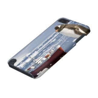 南極大陸のNekoの入江(港)。 Gentooのペンギン iPod Touch 5G ケース