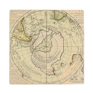 南極大陸4 ウッドコースター