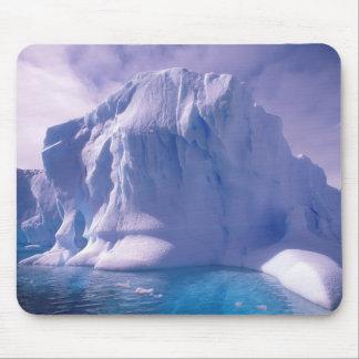 南極大陸。 南極icescapes マウスパッド