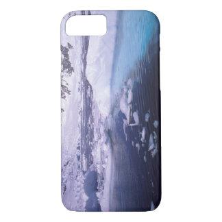 南極大陸。 icescapesを通る探険 iPhone 8/7ケース